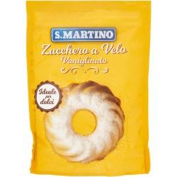 San Martino zucchero a velo vanigliato gr125