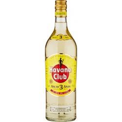Havana club rum 3y - lt.1