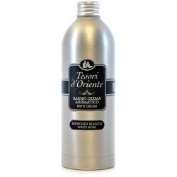 Tesori d'Oriente Bagno crema aromatico muschio bianco 500 ml.