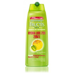 Fructis shampo 2 in 1 hydra liss - ml.250