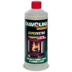 Diavolina supervetro ricarica - lt.1