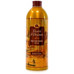 Tesori d'Oriente Jasmin di Giava Bagno Crema Aromatico 500 ml.