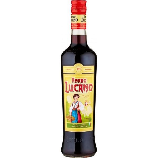 Amaro lucano liquore a base di erbe, 70cl