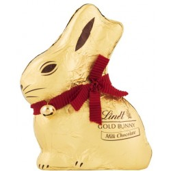 lindt gold bunny rosso gr200
