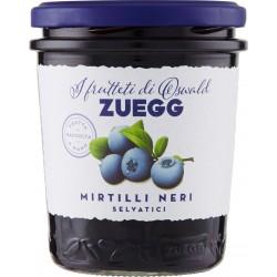 Zuegg confettura di mirtilli selvatici - gr.330
