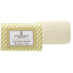 Atkinsons saponetta natural white