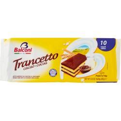 Balconi trancetto cacao 10pezzi