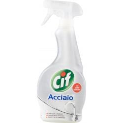 Cif acciaio spray - ml.500
