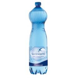 San Benedetto acqua frizzante - lt.1,5