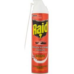 Raid schiuma scarafaggi e formiche - ml.400