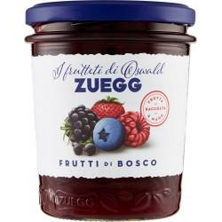 Zuegg confettura ai frutti bosco - gr.320