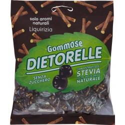 Dietorelle gommose liquirizia - gr.70