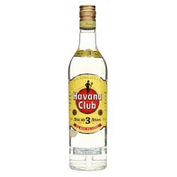 Havana club rum 3y cl.70