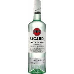 Bacardi rum bianco - lt.1