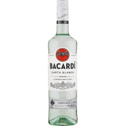 Rum bacardi bianco cl.70