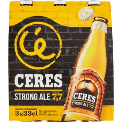 Ceres birra strong cl.33 x 3 vap
