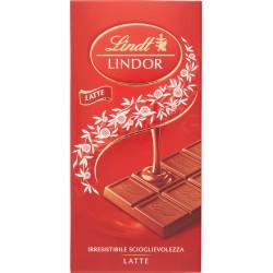 Lindt Lindor tavoletta cioccolato al latte gr.100