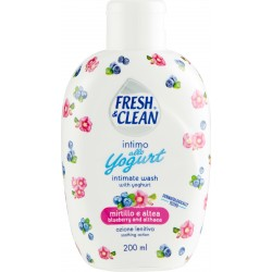 Fresh&clean Sapone Intimo Mirtillo e Altea