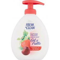 Fresh&clean sapone liquido alla fragola - ml.300