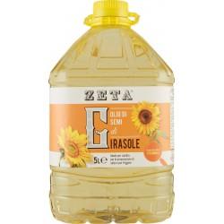 Zeta olio girasole - lt.5