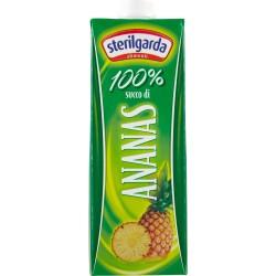 Sterilgarda succo 100% ananas - lt.1