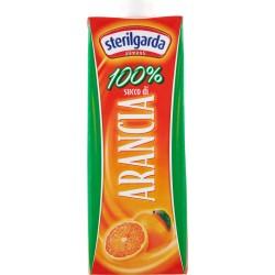Sterilgarda succo 100% arancia - lt.1