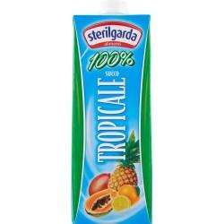 Sterilgarda succo 100% tropicale - lt.1