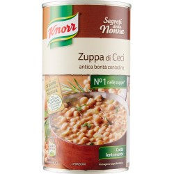 Knorr zuppa ceci in lattina - gr.500