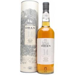 Oban whisky cl.70