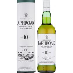 Laphroaig whisky 10y cl.70