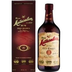 Matusalem rum 15y cl.70