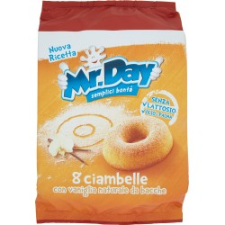 Mr day ciambelle classiche - gr.304