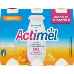 Actimel agrumi 6 x 100 gr.