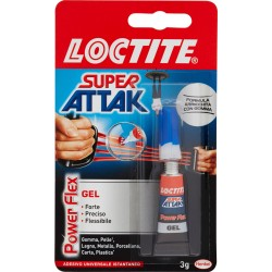 Super attak flex gel loctite - gr.3