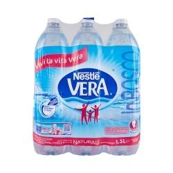 Vera acqua naturale lt.1,5x6