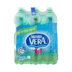 Vera acqua frizzante lt.1,5 x 6