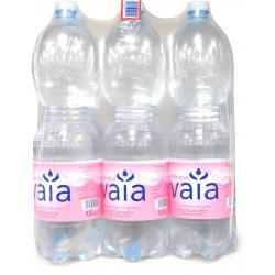 Vaia acqua naturale lt.1,5 x6