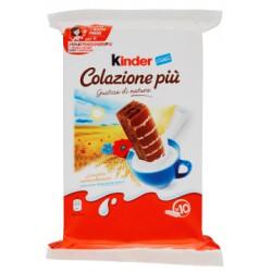Ferrero kinder colazione piu x10