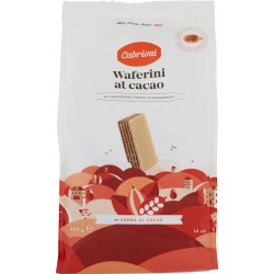 Cabrioni wafer cacao - gr.400