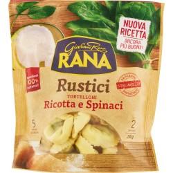 Sfoglia grezza tortelloni ricotta e spinaci