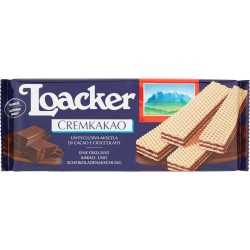 Loacker wafer cremkakao - gr.175