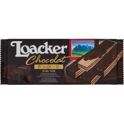 Loacker Chocolat Fondente Dark Noir 118 gr.