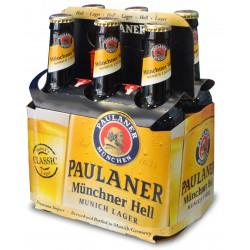 Paulaner original birra cl.33 x6