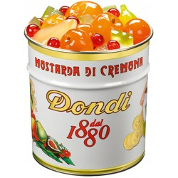 Dondi mostarda di frutta kg.7
