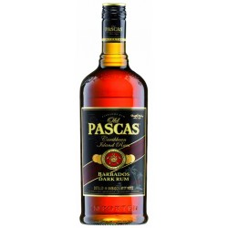 Old pascas rum negro cl.70