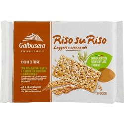 Galbusera Cracker riso su riso integrale - gr.380