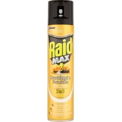 Raid Max scarafaggi e formiche 3 in 1 300 ml