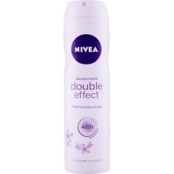 Nivea deodorante spray double effect - ml.150