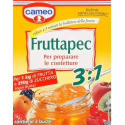 cameo Fruttapec 3:1 2 x 25 gr.