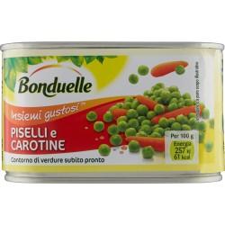 Bonduelle con piselli e carote - gr.400